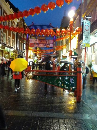 Chinatown, London - A Photographic Art Artwork by Marta Ceccucci